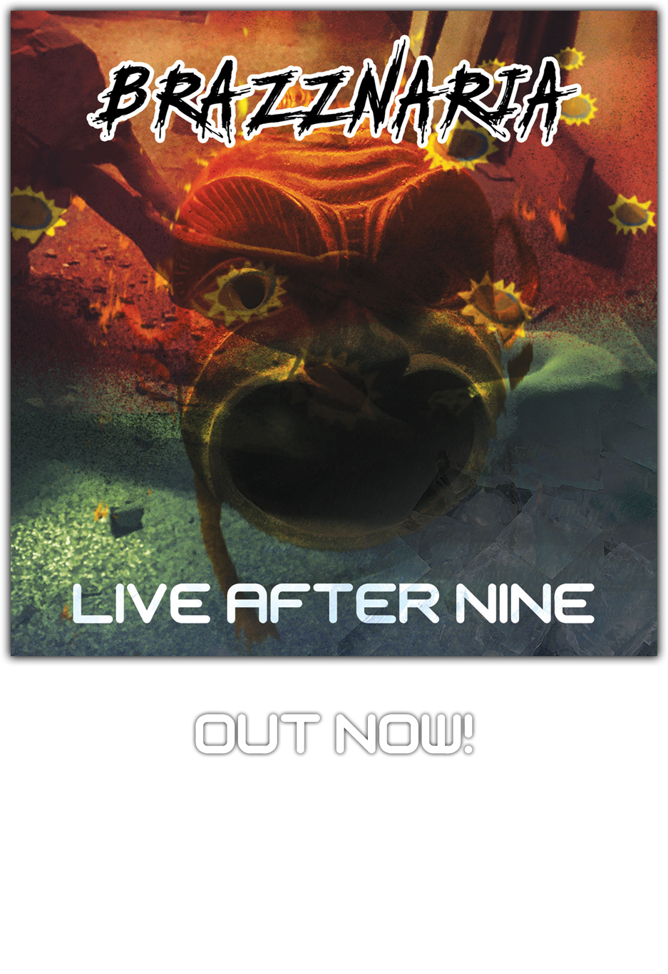 Live After Nine album by Brazznaria